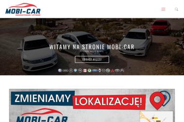 Mobi-Car - Firmy motoryzacyjne Ostróda