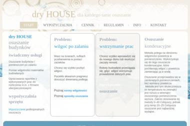 DryHOUSE - Osuszanie Biała Podlaska