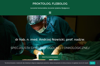 Klinika Now-Med - Chirurg Kozielec