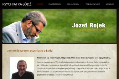GABINET PSYCHIATRYCZNY JÓZEF ROJEK - Psycholog Łódź
