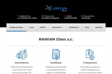 RAWIAN Glass s.c. - Balustrady Balkonowe Szklane Gorlice
