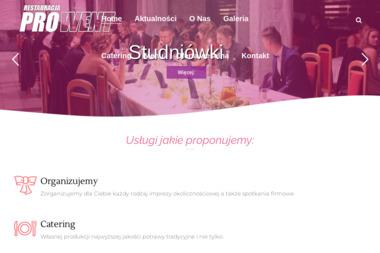 Restauracja Prowent - Firma Gastronomiczna Świętochłowice