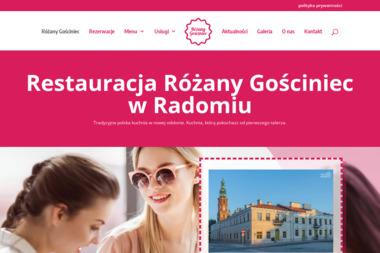 Restauracja Różany Gościniec - Branża Gastronomiczna Radom