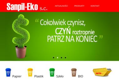 SANPIL-EKO S.C. - Wywóz Gruzu Piła