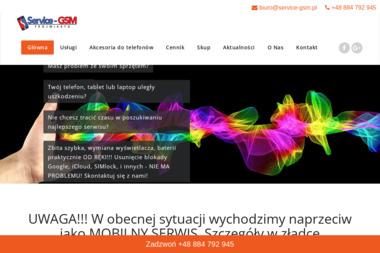 Service-GSM Trójmiasto - Serwis komputerów, telefonów, internetu Gdynia