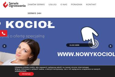 Proserwis - serwis ogrzewania gazowego w Warszawie - Instalacje gazowe Raszyn