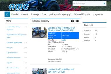 AMG SP. Z O.O. - Maszyny rolnicze Rawa Mazowiecka