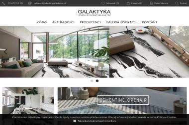 Studio Wyposażenia Wnętrz Galaktyka - Płytki Warszawa