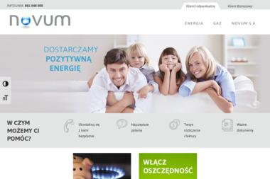 NOVUM S.A. - Internet Rzekuń