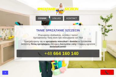 SPRZĄTANIE SZCZECIN - Mycie okien Szczecin