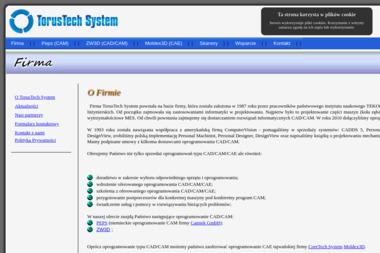 TorusTech System - Projektowanie CAD/CAM/CAE Łomianki