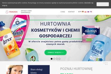 Tradex - Środki czystości Jaworzno