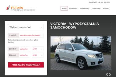 Victoria Wypożyczalnia Samochodów - Wypożyczalnia samochodów Nowy Sącz
