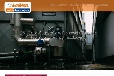 WAMAR - Artykuły Hydrauliczne Białystok