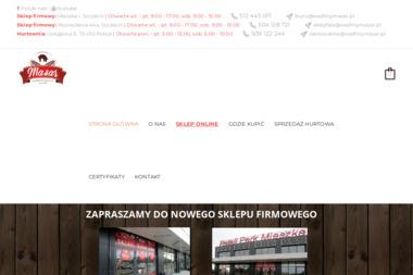 MasAR Wędliny z Akademii - Giełda rolnicza Szczecin