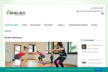 Studio Wellness - Joga Józefów