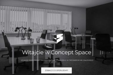 Concept Space - Biuro Wirtualne Gdynia