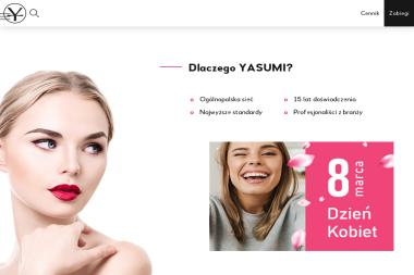 YASUMI Gabinet kosmetyczny Wrze艣nia - Masa偶 Wrze艣nia