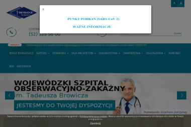 WSOZ - Bydgoszcz - Internista Bydgoszcz