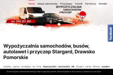Stargard AiR - Wypożyczalnia samochodów Stargard Szczeciński