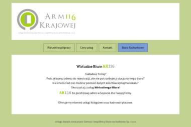 Wirtualne Biuro Sopot AK116 - Wirtualny Sekretariat Sopot