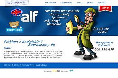 ALF Szkoła językowa - Nauczyciele angielskiego Rawa Mazowiecka