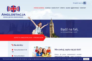 ANGLOSTACJA - Szkoła językowa Stary Sącz