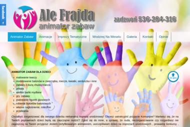 Ale Frajda - Animatorzy dla dzieci Iława