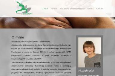 Rehabilitacja Anna Brodzińska - Masaże dla Dwojga Myszków