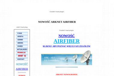 ARKNET - Internet Myślibórz