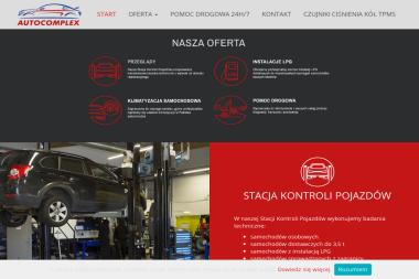 AUTO COMPLEX - Montaż LPG Kolbuszowa Górna