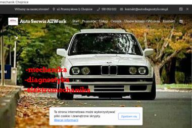 Auto Serwis AllWork - Elektryk samochodowy Chojnice