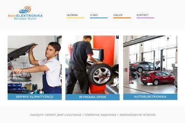 Auto Elektronika Mirosław Wyrfel - Elektryk samochodowy Toruń