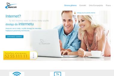 AWACOM - Internet, Hosting, Domeny Bydgoszcz
