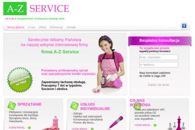 A-Z Service - Mycie okien Szczecin