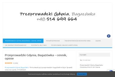 Przeprowadzki Gdynia, Bagażówka - Transport międzynarodowy do 3,5t Gdynia