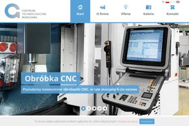 Centrum Technologiczne Warszawa - Projektowanie CAD/CAM/CAE Warszawa