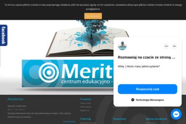 Meritum Centrum Edukacyjno - Szkoleniowe - Język Angielski Kozienice