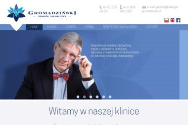 Gromadziński. Zespół Medyczny - Onkolog Poznań