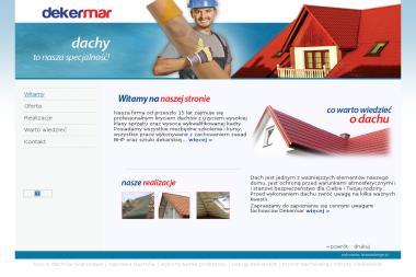 Dekermar - Firma Dekarska Warszawa