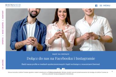 DENMED Pankowska Halina, lek. stomatolog - Diagnostyka obrazowa Toruń
