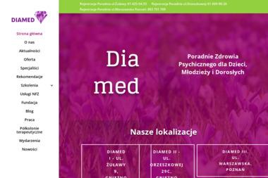 """NZOZ """"Diamed"""" - Logopeda Gniezno"""