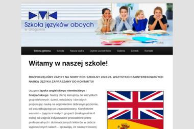 DMK Szkoła Języków Obcych - Nauczanie Języków Głogów