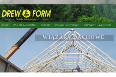 DREWFORM - Skład drewna Szczecin