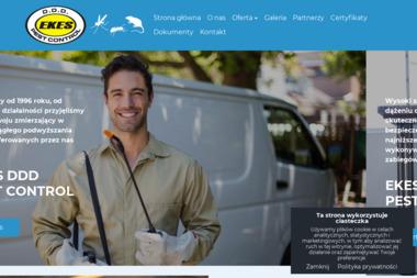 EKES DDD PEST CONTROL - Dezynsekcja i deratyzacja Ośno Lubuskie
