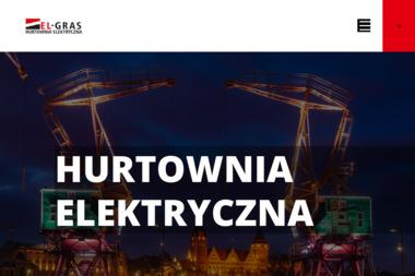F.H.U. El-Gras - Osprzęt Elektryczny Szczecin