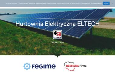 Eltech - Hurtownia Elektryczna Kołobrzeg