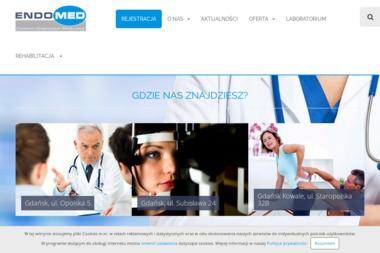 Specjalistyczny Zakład Opieki Zdrowotnej Centrum Diagnostyki Medycznej ENDOMED - Onkolog Gdańsk