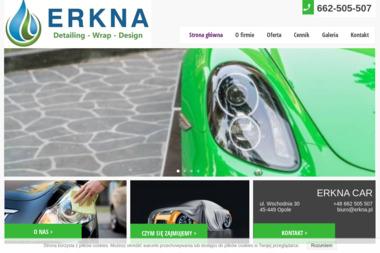 Erkna - Odśnieżanie dachów Opole