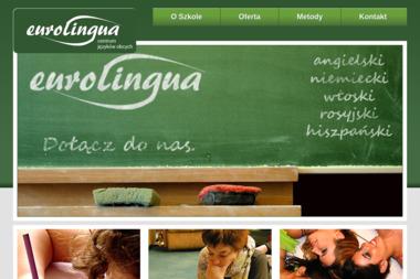 Szkoła Językowa EUROLINGUA - Nauczanie Języków Szamotuły